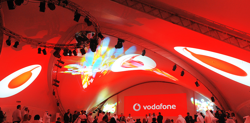 IPO Vodafone launch