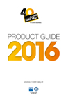 Product Guide 2016