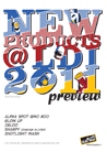New Products LDI 2011