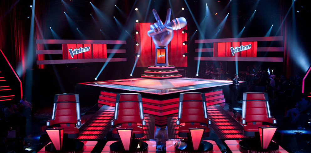 Clay Paky Clay Paky Sees Top Ratings On The Voice In