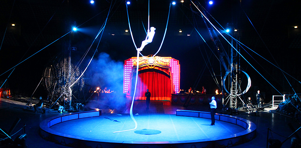 """How To Clay Bar >> Clay Paky - Barnum & Bailey Circus - Clay Paky lights """"The Greatest Show On Earth"""""""