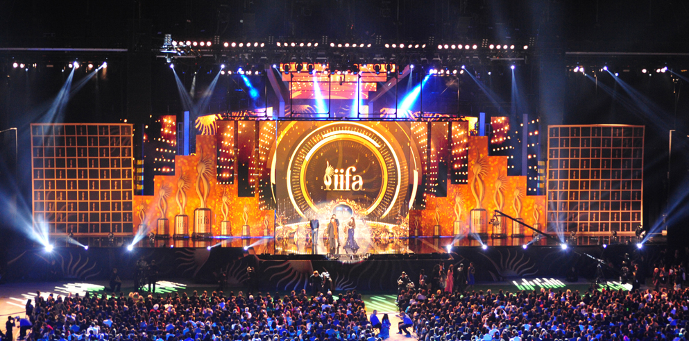 Clay Paky Clay Paky Goes Bollywood At The Iifa Awards