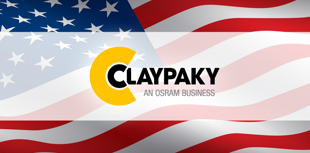 Claypaky Changes US Distribution System with Launch of US Sales and Operation Center