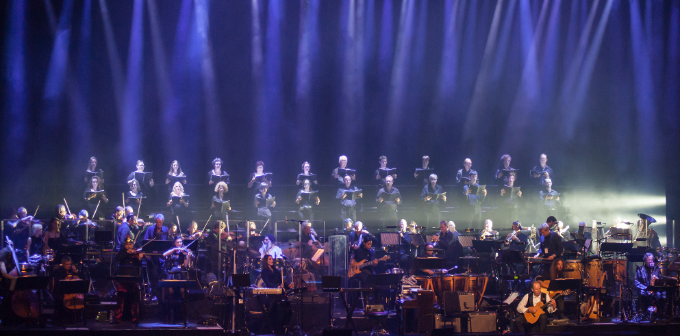 Hans Zimmer cooks up a Storm at Hammersmith