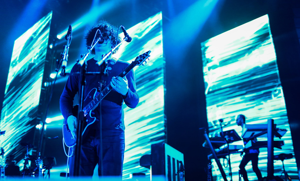 Jack White Kicks Off Headlining Tour with Claypaky Sharpy Washes Along for the Ride