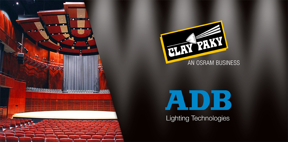 OSRAM and CLAY PAKY acquire ADB operations to expand leadership in entertainment lighting