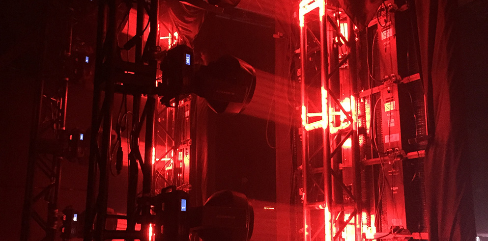 "Tchami's ""Prophecy"" Tour Sees the Light from Claypaky B-EYE Fixtures"