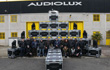 AUDIOLUX mette in stock 100 Axcor Profile 600 Claypaky
