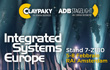 Claypaky, ADB and Art Centric Lighting presents their advanced new products at ISE 2019