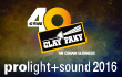 CLAY PAKY A PROLIGHT+SOUND 2016
