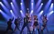 "Clay Paky Fixtures Hit the Road with Derek and Julianne Hough's ""Move Live on Tour"""