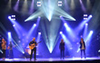 Clay Paky Fixtures Light Contemporary Worship Services at Bay Community Church in Alabama