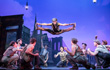 Clay Paky lights Disney's Newsies!