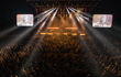 Claypaky Fixtures Light Up Hiperkarma's 20th Anniversary Concert in Budapest