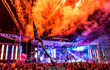 Claypaky Lighting Fixtures  Support the Four Stages of Moonrise 2017 in Baltimore