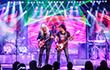 """Raiding the Rock Vault"" Begins Hard Rock Las Vegas Residency with Claypaky SharBars Adding Lighting Effects to Iconic Tunes"