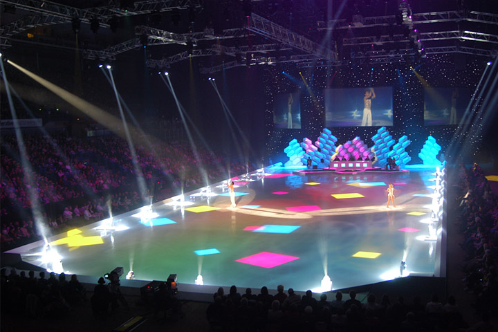 Dancing on Ice Tour featuring the ITV1 show