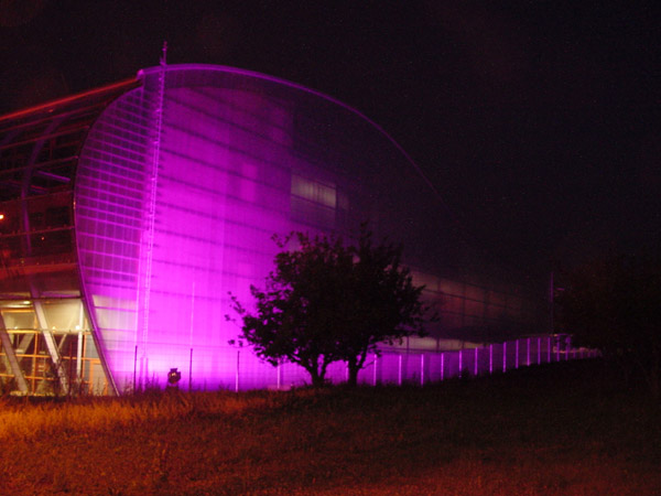 Clay Paky CP Color and architectural lighting in Germany