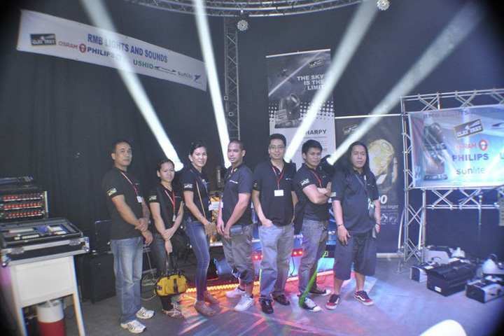 Clay Paky announces RMB Lights and Sounds as its Philippines Distributor