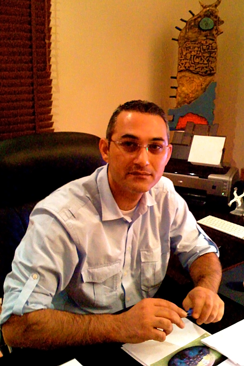 Jalal Dudin (Managing Director di Creative Events)