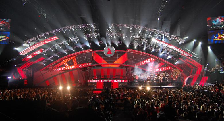 Clay Paky Latin Grammy Awards Dazzle With Clay Paky