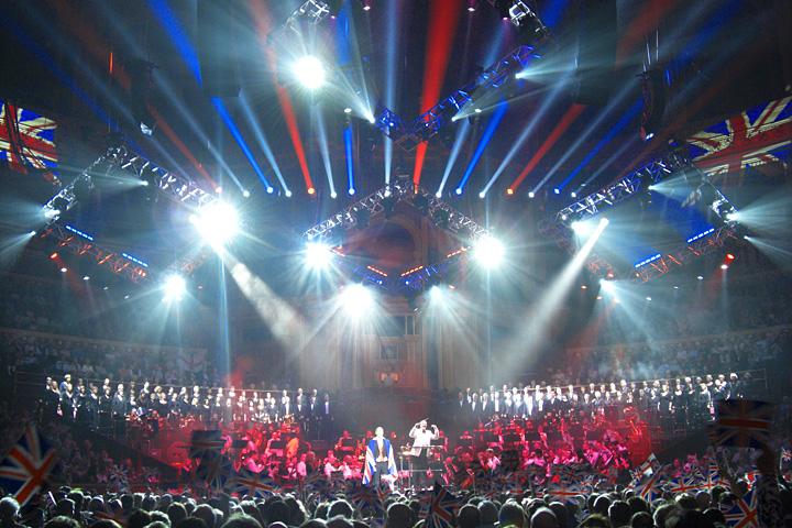 "Alpha Beam 1500: a ""Spectacular"" launch at the Royal Albert Hall"