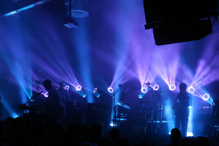 All Eyes are on Clay Paky B-EYE Fixtures For Lotus Tour