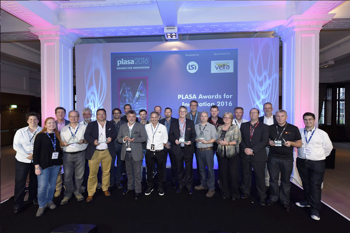 Plasa 2016 Awards for Innovation's winners