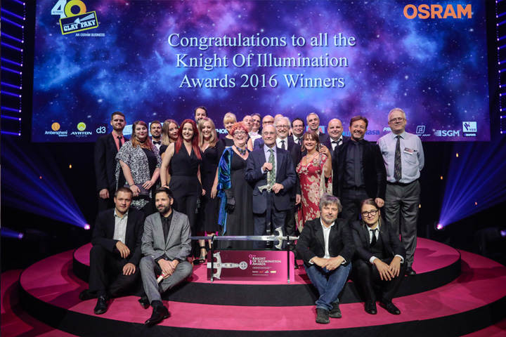 The 2016 Knights of Illumination