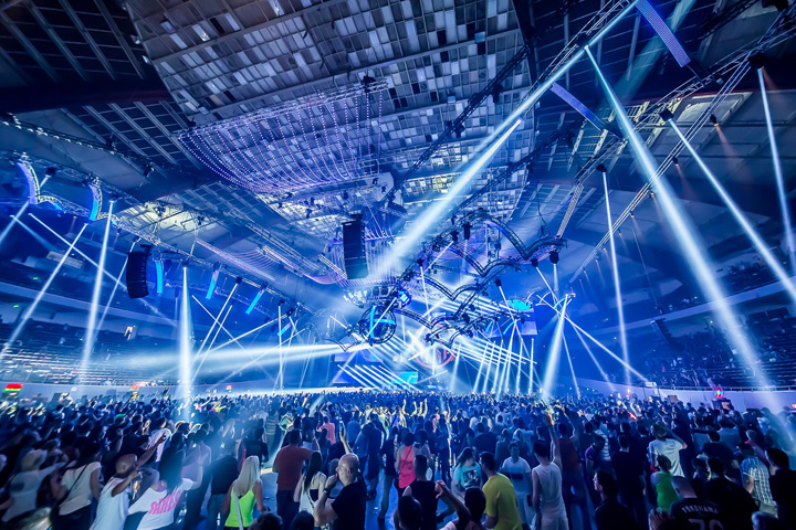 electronic music and raves Edm - electronic dance music - is pop music's trendiest acronym  totals  comparable to the huge audiences commanded by raves in europe.