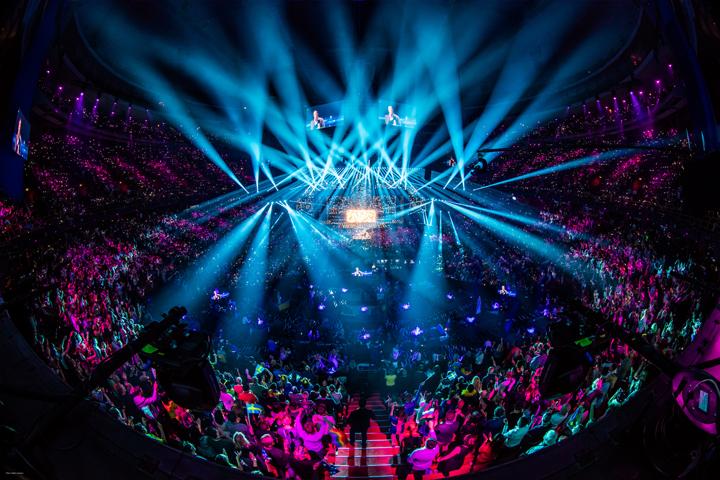 Clay Paky - Clay Paky dazzles millions on Eurovision 2016