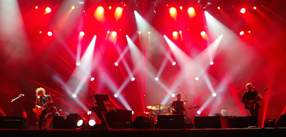 Clay Paky delivers maximum impact for The Killers' festival tour