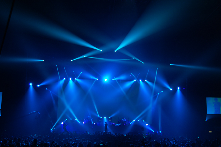 Clay Paky delivers 'rocking' lighting for Bring Me The Horizon at Wembley