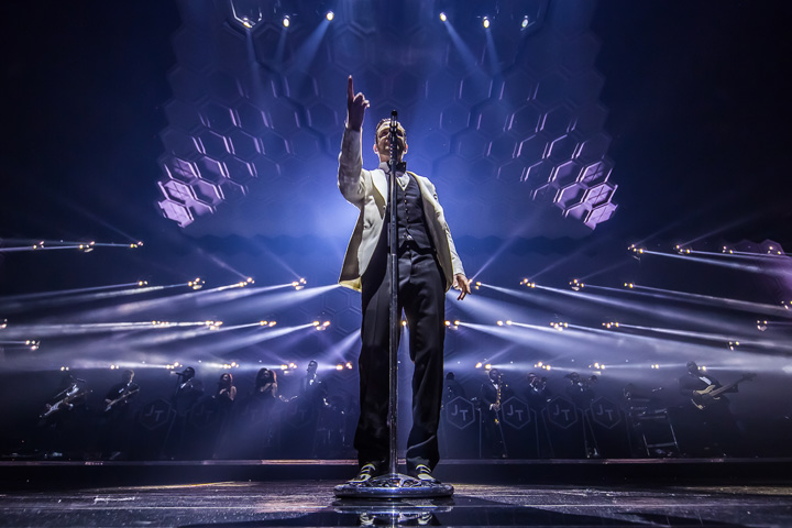 Clay Paky gets the Justin Timberlake Experience on His New World Tour