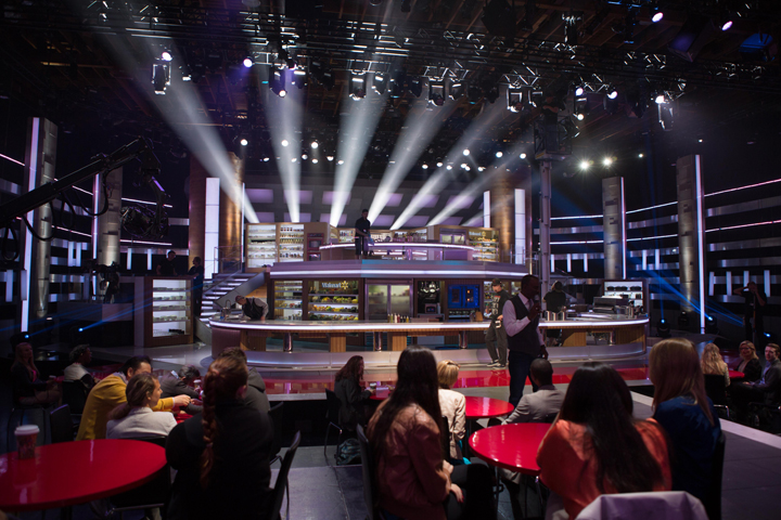 Clay Paky Mythos Fixtures Shine on Lighting Designer Matt Ford's Reality Television Projects