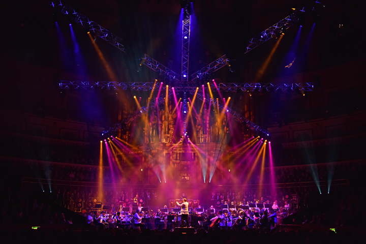 Clay Paky Mythos takes pride of place in Classical Spectacular's new rig