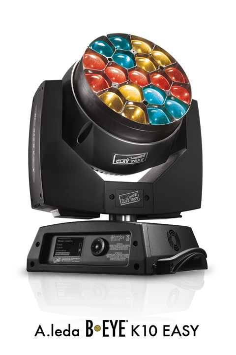 Clay Paky @ ProLight+Sound: great new lights coming soon
