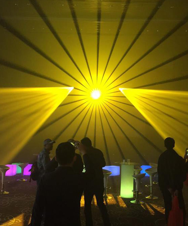 Clay Paky Clay Paky S The Projectors Triumph In The Far East