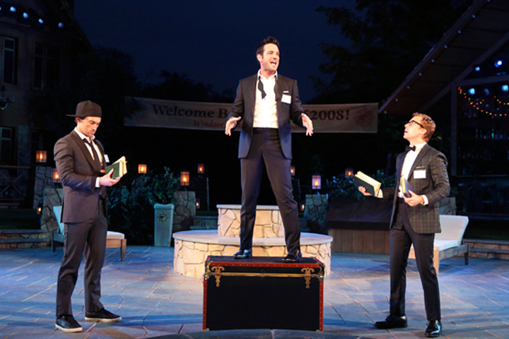 Clay Paky Sharpy Washes Give a New Look to Shakespeare in the Park