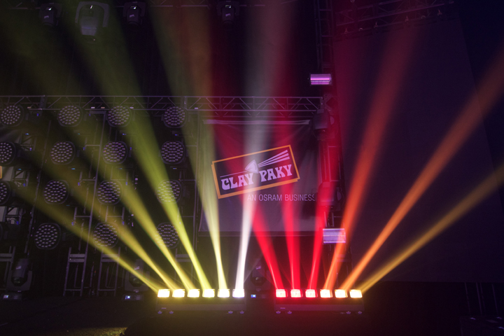 Clay Paky wins the most important lighting awards in America at LDI