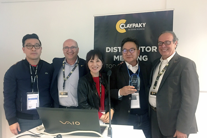 Distributor of the Year: TONGSUH TECHNOLOGY – South Korea