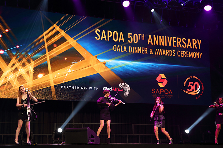 Claypaky dazzles at SAPOA Annual Convention