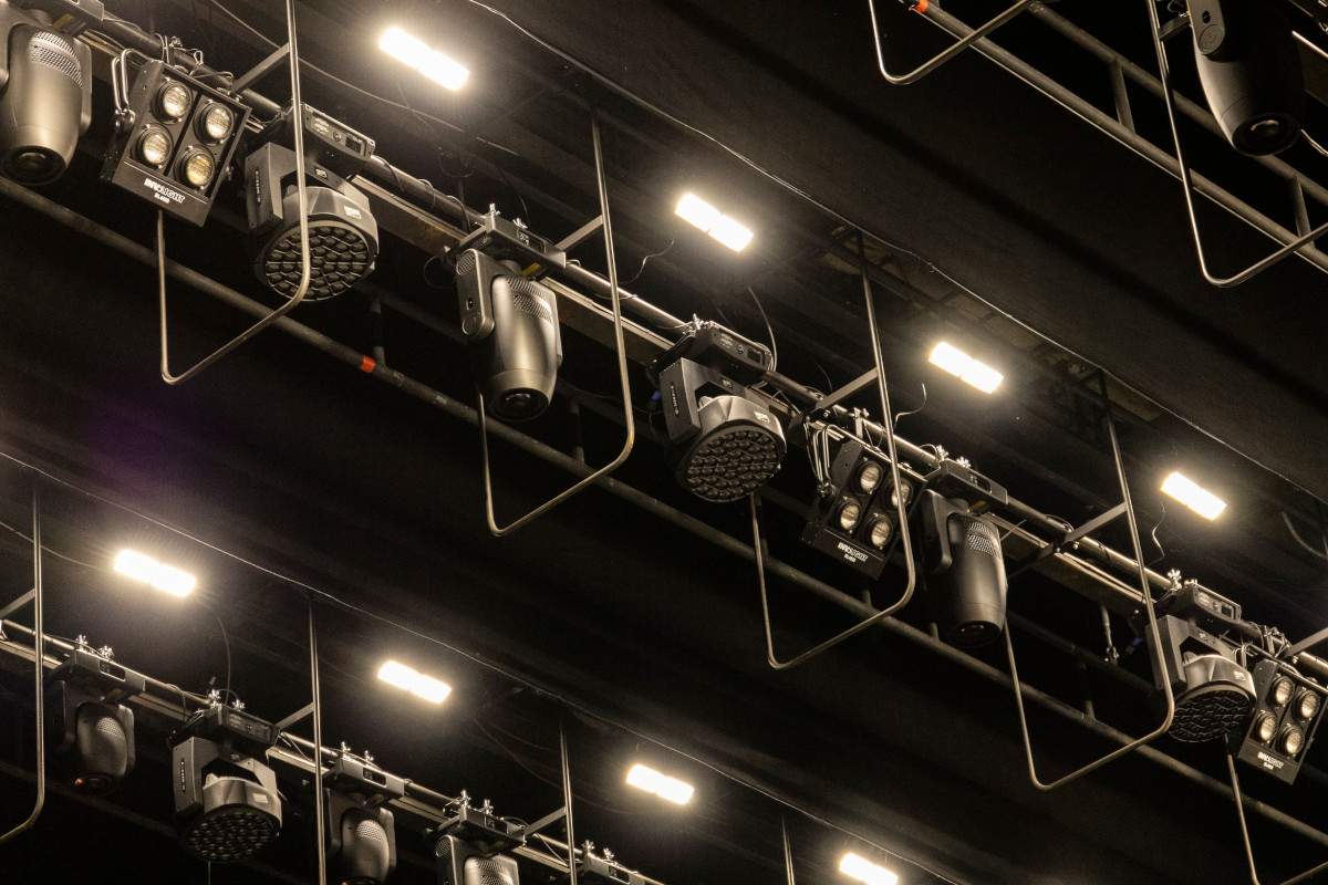 Claypaky Fixtures Installed in Russian Arctic Concert Hall