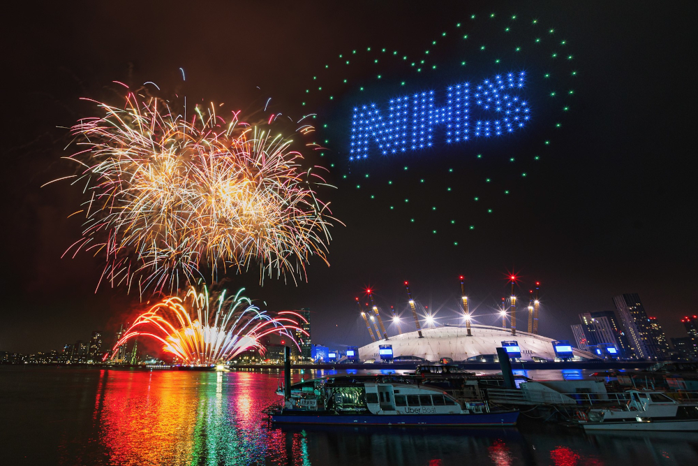 London Welcomes 2021 - Photo credit: Patrick Straub, courtesy of Jack Morton Worldwide - BBC