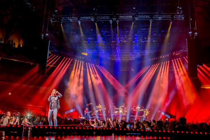 Maroon  V Tour Dallas
