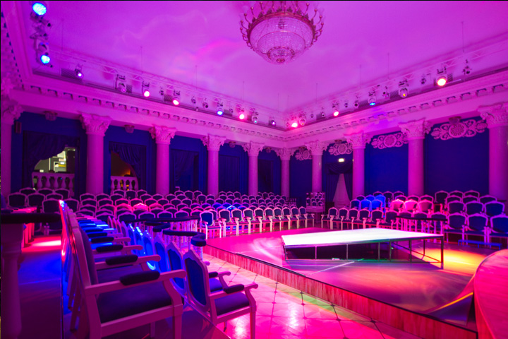 Moscow's Helikon Opera invests in 100 Clay Paky fixtures
